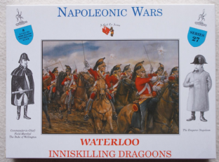 A Call To Arms 1/32 CAL3227 British Inniskilling Dragoons (Napoleonic)
